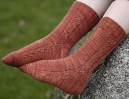 Sally Forth Sock Weight