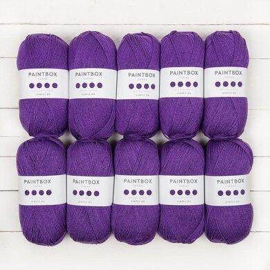 Paintbox Yarns Simply DK 10 Ball Value Pack
