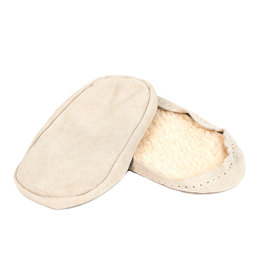 Bergere de France Sew-on soles For Slipper Socks 18-24 months