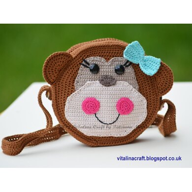 Lucky Monkey Purse
