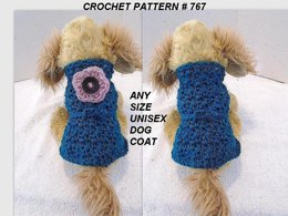 767 ANY SIZE Unisex Dog Sweater
