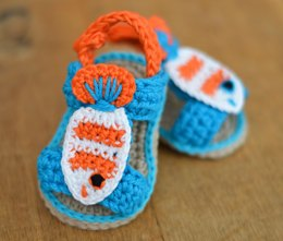 Baby Fish Sandals