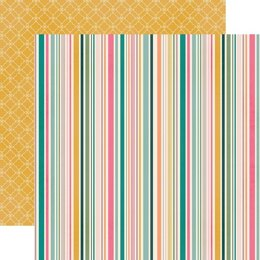 """Simple Stories I Am Double-Sided Cardstock 12""""X12"""" 25/Pkg - Strong"""