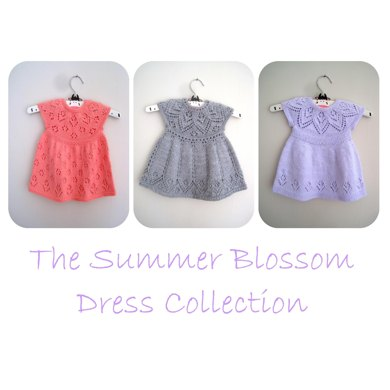 The Summer Blossom Dress Collection E-Book