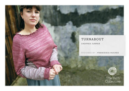 Turnabout Sweater by Francesca Hughes in The Yarn Collective - Downloadable PDF