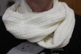 Elegance Lace Infinity Scarf