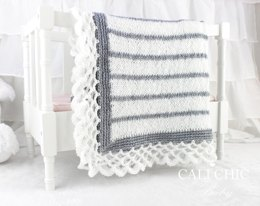 Crystal Lace Baby Blanket #68