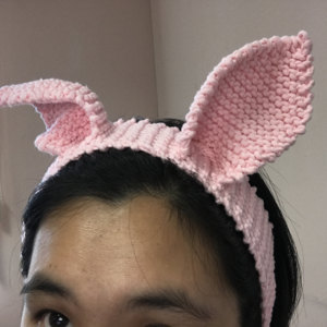 Floppy Bunny Ears Knitting Pattern By Amanda Berry