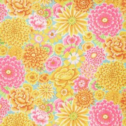 Kaffe Fassett Enchanted - Yellow