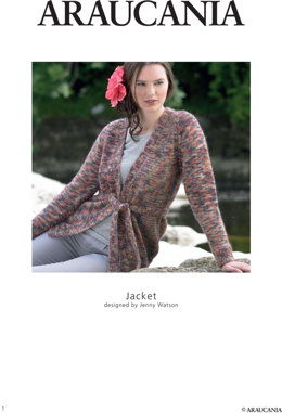 Jacket in Araucania Huasco Chunky