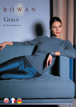 Grace Sweater in Rowan Kid Classic