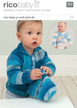 Rico Baby Strickidee Compact 218