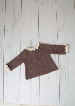 Baby Cardigan in DMC Natura Just Cotton - 15401L/2 - Leaflet