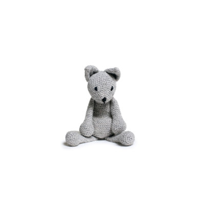 Toft Alexandre The Cat Toy - Silver