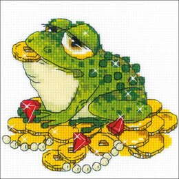 Riolis For Prosperity Cross Stitch Kit - R1704