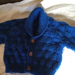 f16af57a6dce Flora Cardigan in Willow   Lark Nest knitting project by Margaret G ...