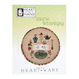 Heart in Hand Grow Whirligig - HH464 -  Leaflet