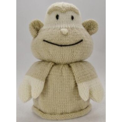 Monkey Toilet Roll Cover