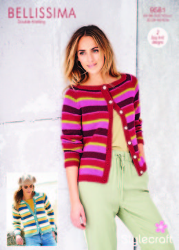 Cardigans in Stylecraft Bellissima - 9581 - Downloadable PDF