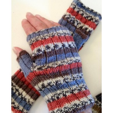 Whistler Wrist Warmers in 4 sizes