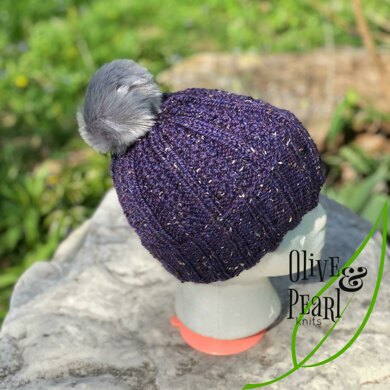 Sea Forth Hat (Heavy Worsted/Aran)