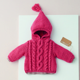 669a5f0d1 Free Baby Sweater Knitting Patterns
