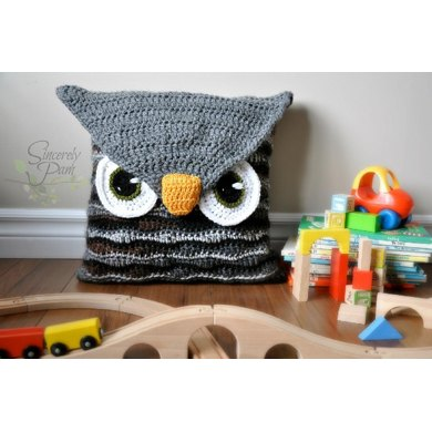 Owl Be Your Buddy Pillow Cover/Sleepover Bag