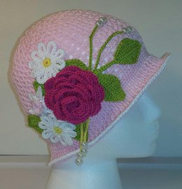 Summer Cloche and Panama Hat