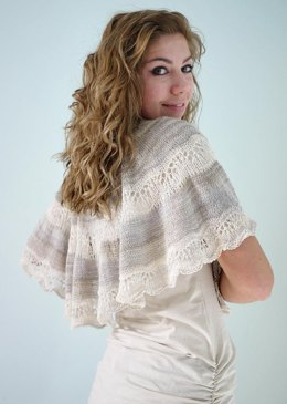 Galatea shawl