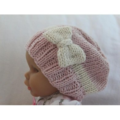 Baby Girl Slouchy Hat