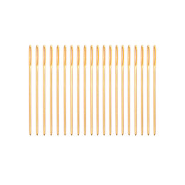 Permin Size 24 Gold Cross Stitch Needles(20)