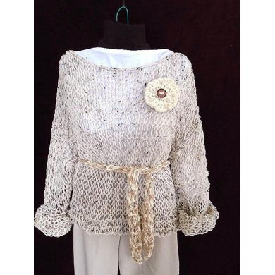 790 LOOSE AND LOVELY PULLOVER SWEATER