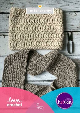 Haven Cowl & Infinity Scarf by Sue Rawlinson
