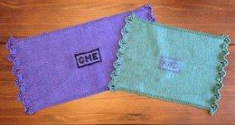 Personalized Placemat and Table Runner