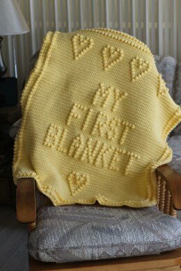 My First Baby Blanket