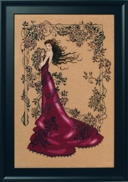 Mirabilia MD152 Lady of Mystery Cross Stitch Chart - 2004675 -  Leaflet
