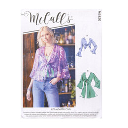 McCall's Misses' Jackets M8120 - Sewing Pattern