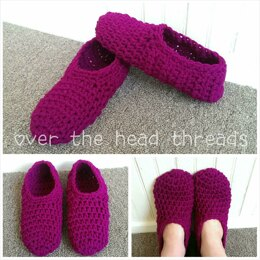 Quick & Comfy Slippers