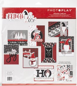 Photoplay Paper PhotoPlay Collection Card Kit - Kringle & Co