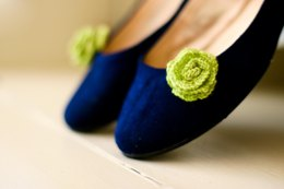 Coming Up Roses - A Knit Flower