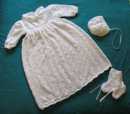 Hush A Bye Baby Christening Gown
