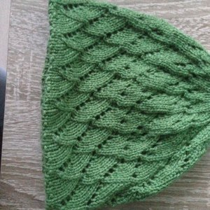 Milanese lace topper Knitting pattern by Tante Ehm ...
