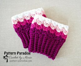 Sweetheart Boot Cuffs 15-171