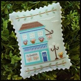 Country Cottage Flower Shop - Main Street - CCNMS1 -  Leaflet
