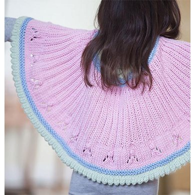 Cloudberry Capelet
