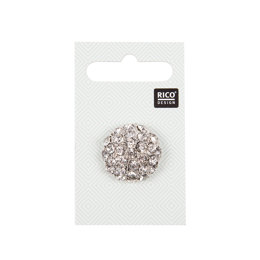 Rico Jewellery Button With Strass