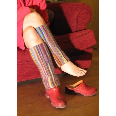 Fabulous felted gaiters