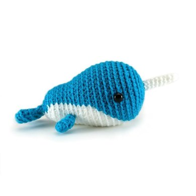 Little Walden The Narwhal Or Whale Crochet Pattern By Megan