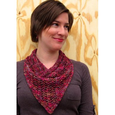 Rosewood Cowl Knitting Pattern By Cassie Castillo Knitting