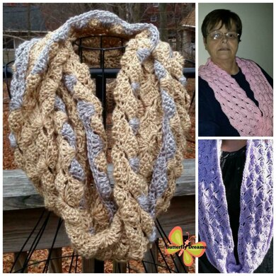 Reminiscence Infinity Scarf